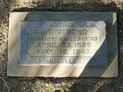John Franklin Strong