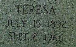 Teresa <i>Favale</i> DiLeo