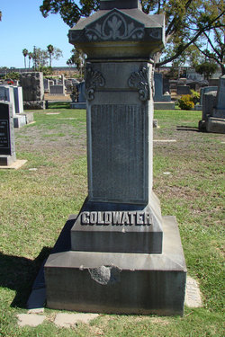 Lydia <i>Newmark</i> Goldwater