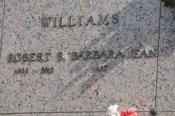Barbara Jean <i>Boyd</i> Williams