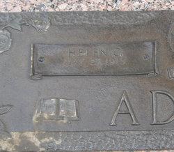 Helen Margaret <i>Connelly</i> Adams