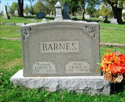 Grace M Barnes