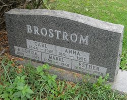 A Lovisa Brostrom