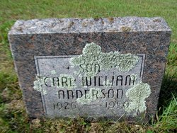 Carl William Anderson