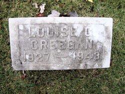 Louise G Creegan