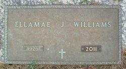 Ellamae J. <i>Johnson</i> Williams