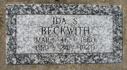 Ida Beckwith