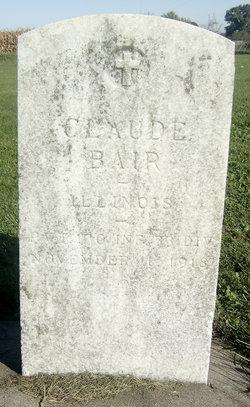 Claude E. Bair