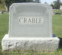 Nellie <i>Shaw</i> Crable