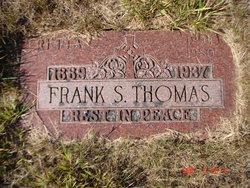 Frank S Thomas