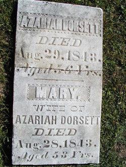 Azariah Dorsett