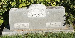 Esta Bass
