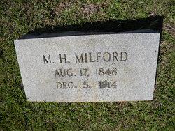 Miles Hervie Milford