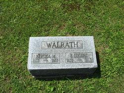 Franklin Eugene Walrath