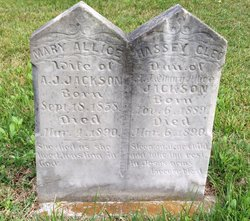 Mary Alice <i>Vessel</i> Jackson