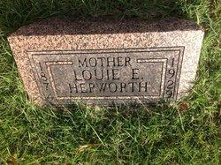 Louise Elizabeth <i>Moxley</i> Hepworth