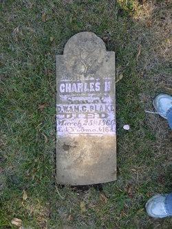 Charles M Blake