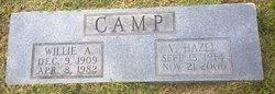 Willie A. Camp