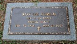 Roy L Tomlin