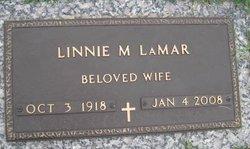 Fr Linnie May Bettye <i>Boyter</i> LaMar