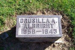 Drusilla Ann <i>Dix</i> Albright