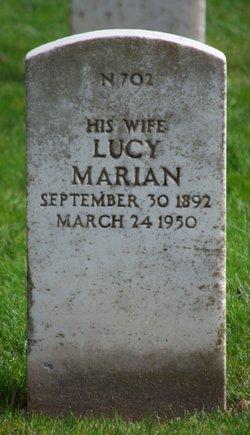 Lucy Marian Davis