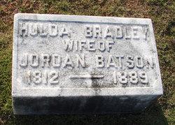 Mahulda Hulda <i>Bradley</i> Batson
