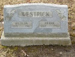 Matilda Mary <i>Goulait</i> Westrick