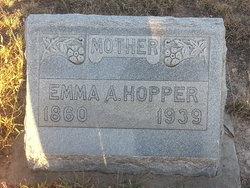 Emma A Hopper