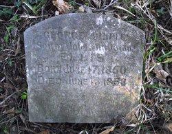 George Shipley Ellis