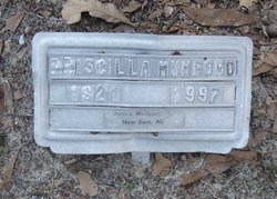 Priscilla <i>Simmons</i> Mumford