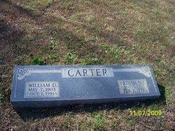 Edith Virginia <i>Welch</i> Carter