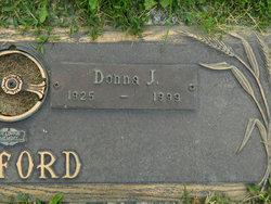 Donna Jean <i>Messersmith</i> Gifford
