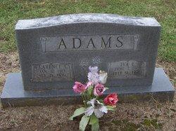 Iva Lee <i>Rudd</i> Adams