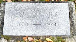 Louanna Kirk