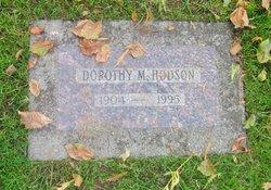Dorothy Marie <i>Larson</i> Hodson