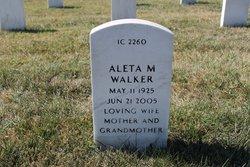 Aleta M. Walker