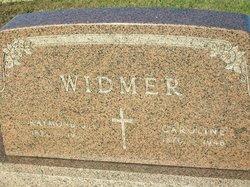 Raymond Jacob Widmer