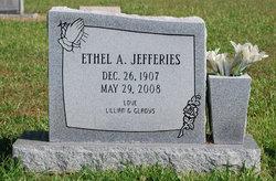 Ethel A. Jefferies