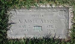 Aaron Abner Arnold, Jr
