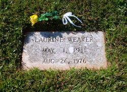 Laurine <i>Singleton</i> Weaver