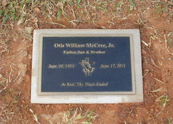 Otis William McCree, Jr
