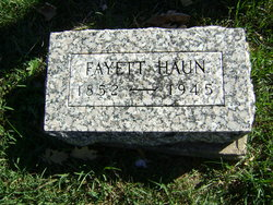 Fayette Haun