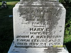 John A Harrison