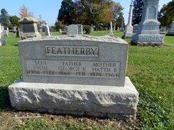 Hattie B. <i>Monroe or Mowen</i> Featherby