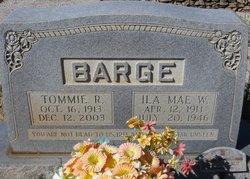 Tommie R Barge