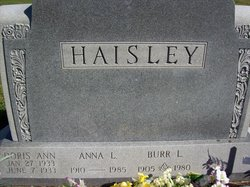Doris A Haisley