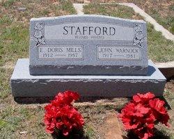 Eula Doris <i>Mills</i> Stafford