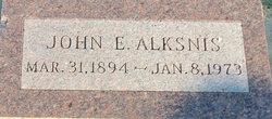 John E. Alksnis