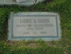 Louise Anne <i>Martin</i> Bowen
